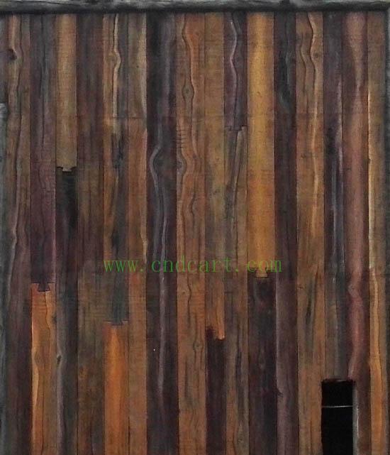 水泥仿木纹