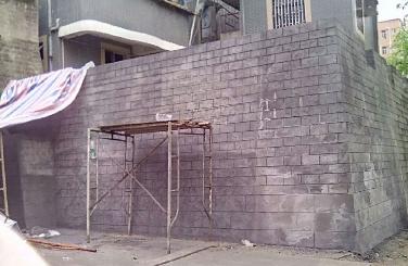 点击放大:深圳南头古城墙