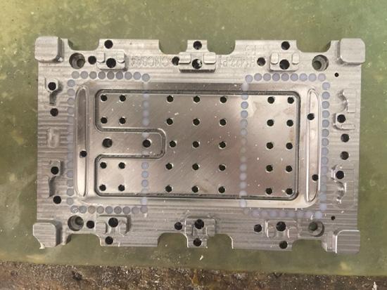 点击放大:手机CNC治具