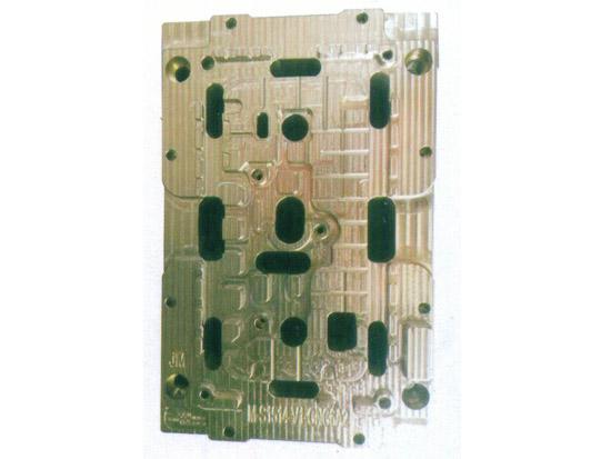 点击放大:手机CNC治具W