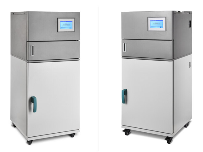 点击放大:电脑恒温电蜡疗仪(半自动)MDK-150